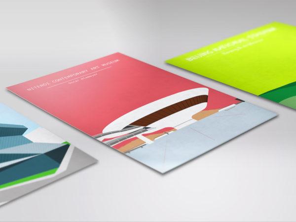 <span>Serie Arquitectura Posmoderna – Ilustración</span><i>→</i>
