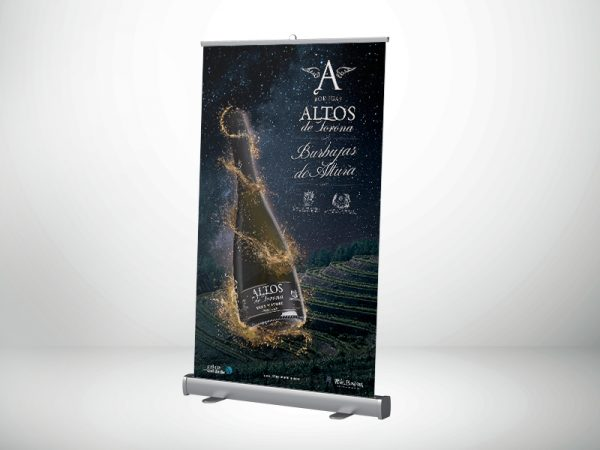 <span>Altos de Torona Brut – Roll up</span><i>→</i>