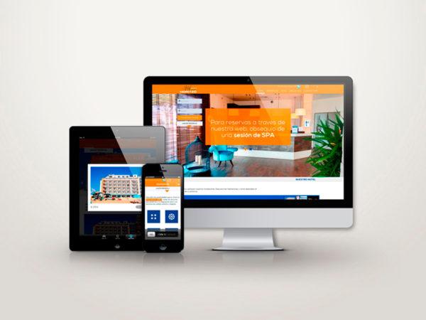 <span>Hotel Horitzó – Web</span><i>→</i>