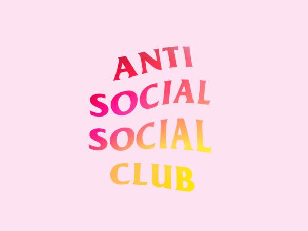 <span>Anti Social Social Club – Landing Page</span><i>→</i>